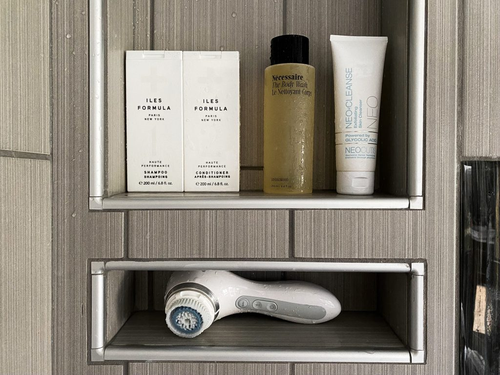 shower products